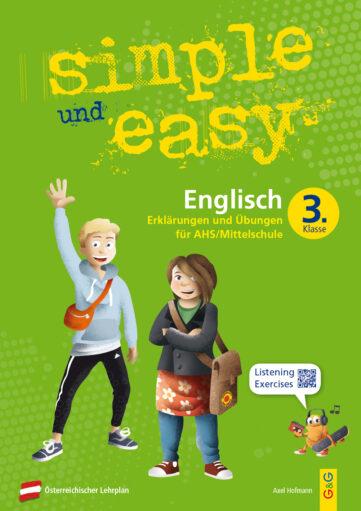 Produktcover: simple und easy Englisch 3