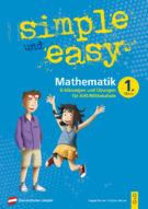 Produktcover: simple und easy Mathematik 1