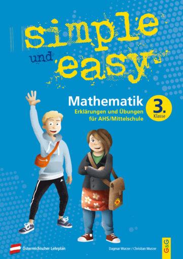 Produktcover: simple und easy Mathematik 3