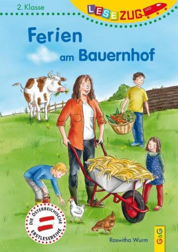 Produktcover: LESEZUG/2. Klasse: Ferien am Bauernhof