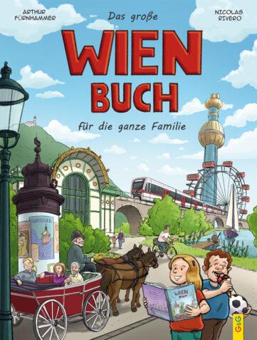 Produktcover: Das große Wienbuch für die ganze Familie