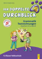 Produktcover: Der doppelte Durchblick 4 - Grammatik