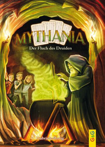 Produktcover: Mythania - Der Fluch des Druiden