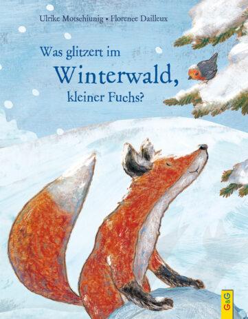 Produktcover: Was glitzert im Winterwald