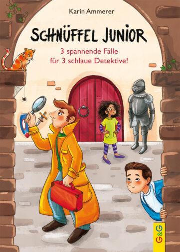 Produktcover: Schnüffel Junior - 3 spannende Fälle für 3 schlaue Detektive!