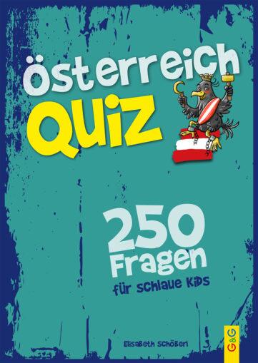 Produktcover: Österreich-Quiz – 250 Fragen für schlaue Kids