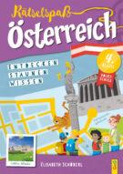 Produktcover: Rätselspaß Österreich – 4. Klasse Volksschule