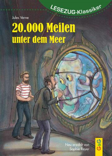 Produktcover: LESEZUG/Klassiker: 20.000 Meilen unter dem Meer