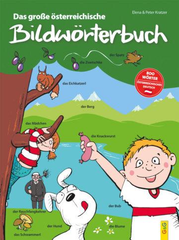 Produktcover: Das große österreichische Bildwörterbuch