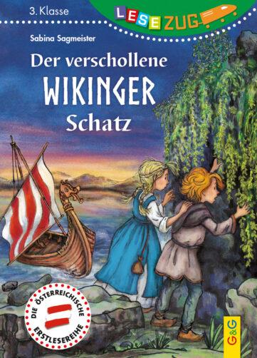 Produktcover: LESEZUG/3. Klasse: Der verschollene Wikinger-Schatz