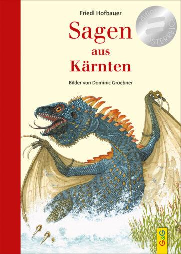 Produktcover: Sagen aus Kärnten