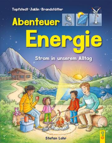 Produktcover: Abenteuer Energie