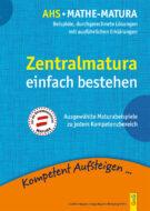 Produktcover: Mathematik Zentralmatura