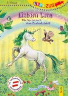 Produktcover: LESEZUG/2. Klasse: Einhorn Luna. Die Suche nach dem Zauberkristall