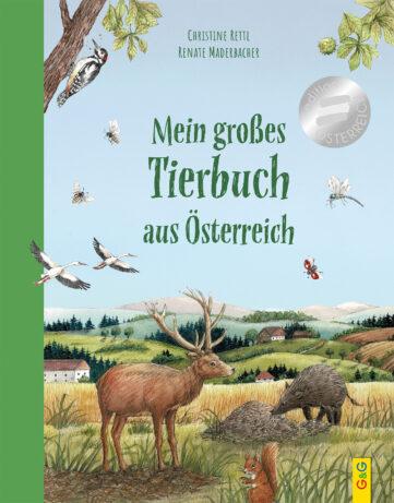 Produktcover: Mein großes Tierbuch aus Österreich