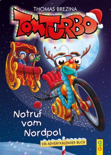 Produktcover: Tom Turbo: Notruf vom Nordpol