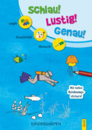 Produktcover: Schlau-Lustig-Genau - Kindergarten