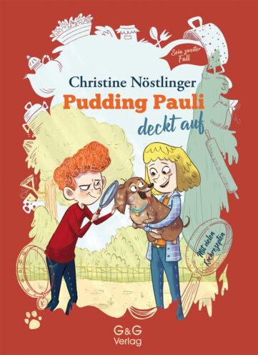 Produktcover: Pudding Pauli deckt auf