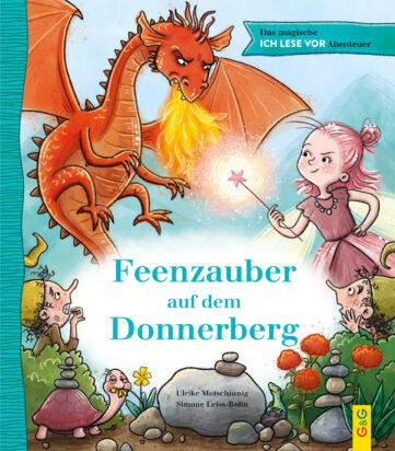 Produktcover: Das magische ICH LESE VOR-Abenteuer: Feenzauber auf dem Donnerberg