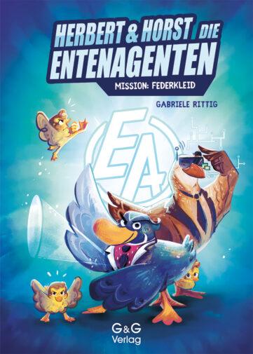 Produktcover: Herbert und Horst - Die Enten-Agenten