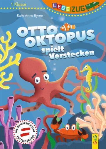 Produktcover: LESEZUG/1. Klasse Otto Oktopus spielt Verstecken