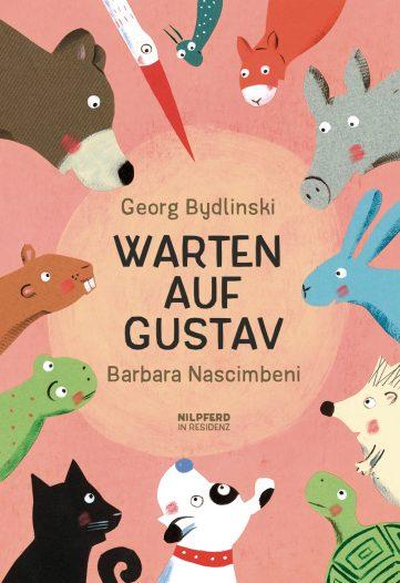 Produktcover: Warten auf Gustav