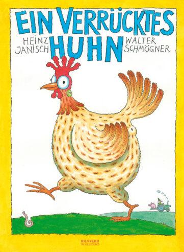 Produktcover: Ein verrücktes Huhn
