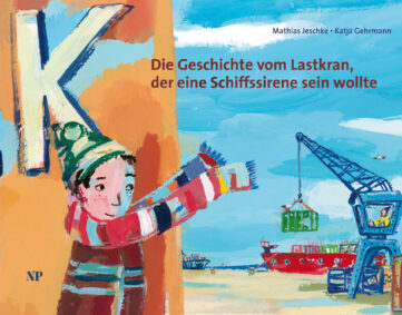 Produktcover: Die Geschichte vom Lastkran