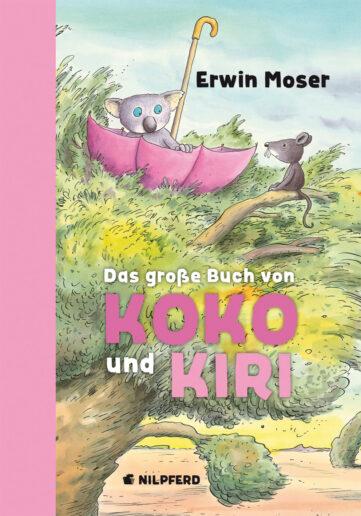 Produktcover: Das große Buch von Koko und Kiri