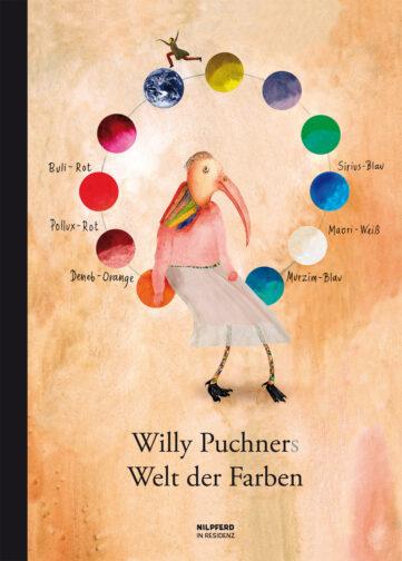 Produktcover: Willy Puchners Welt der Farben