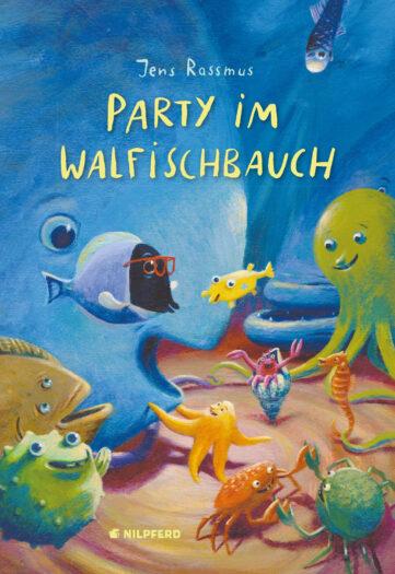 Produktcover: Party im Walfischbauch