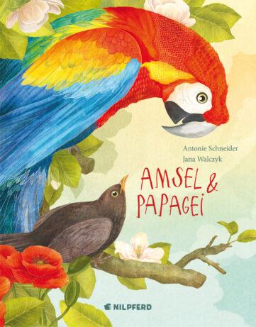 Produktcover: Amsel und Papagei
