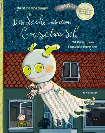 Produktcover: Die Sache mit dem Gruselwusel (Buch+CD)