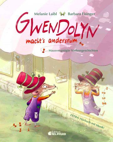Produktcover: Gwendolyn macht's andersrum