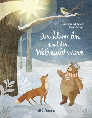 Produktcover: Der kleine Bär und der Weihnachtsstern - Geschenkbuchausgabe