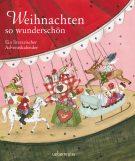 Produktcover: Weihnachten so wunderschön - Ein literarischer Adventskalender
