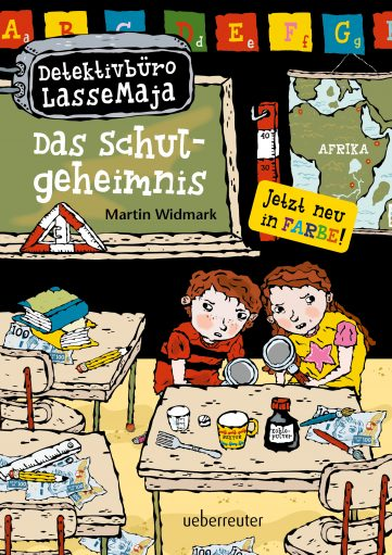 Produktcover: Detektivbüro LasseMaja - Das Schulgeheimnis