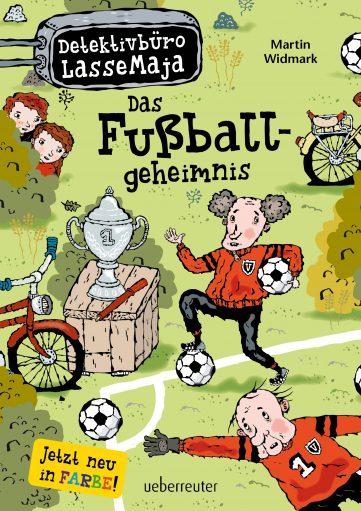 Produktcover: Detektivbüro LasseMaja - Das Fußballgeheimnis