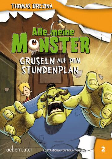 Produktcover: Alle meine Monster - Gruseln auf dem Stundenplan