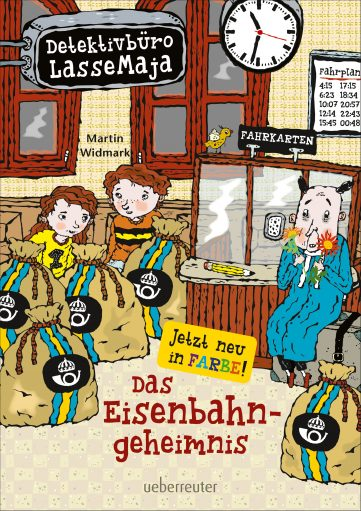Produktcover: Detektivbüro LasseMaja - Das Eisenbahngeheimnis