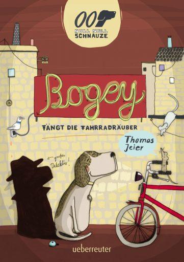 Produktcover: Null Null Schnauze - Bogey fängt die Fahrradräuber