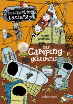 Produktcover: Detektivbüro LasseMaja - Das Campinggeheimnis