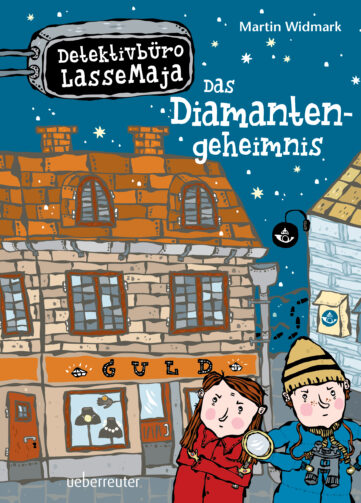 Produktcover: Detektivbüro LasseMaja - Das Diamantengeheimnis