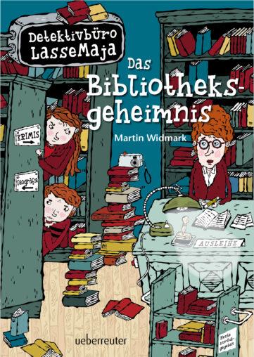 Produktcover: Detektivbüro LasseMaja - Das Bibliotheksgeheimnis