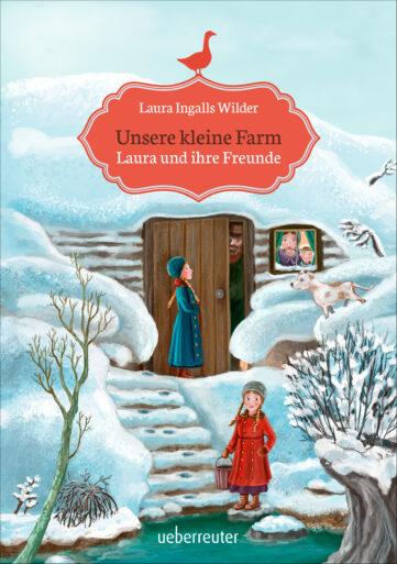 Produktcover: Unsere kleine Farm - Laura und ihre Freunde