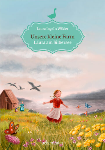 Produktcover: Unsere kleine Farm - Laura am Silbersee