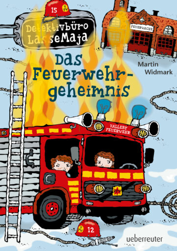 Produktcover: Detektivbüro LasseMaja - Das Feuerwehrgeheimnis