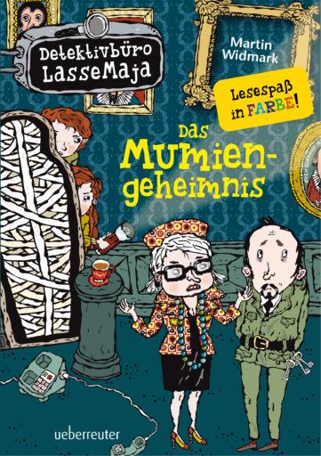 Produktcover: Detektivbüro LasseMaja - Das Mumiengeheimnis