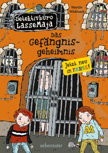 Produktcover: Detektivbüro LasseMaja - Das Gefängnisgeheimnis