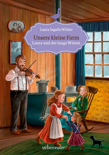 Produktcover: Unsere kleine Farm - Laura und der lange Winter